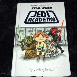 New Star Wars Jedi Academy Hardcover!